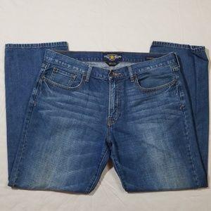 Lucky Brand 221 Original Straight Jeans Size 36x30